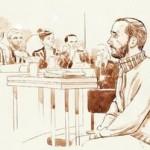 rechtbanktekening Den Haag