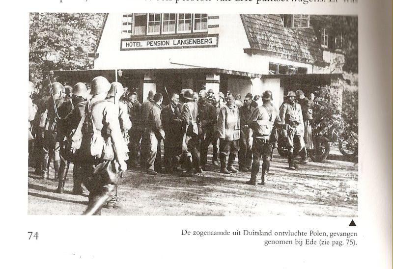"""Mijn grootvader heeft bij Oosterbeek krijgsgevangenen gemaakt, die zich uitgaven als """"Polen""""..."""