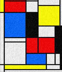 Piet Mondriaan, bekende voormalig Winterswijkse schilder