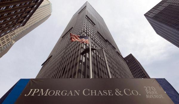 """J.P. Morgan Chase Manhattan Bank, de grootste particuliere bank van de wereld in New York met voormalig CEO Rockefeller! Overigens is er ook een film, """"Inside Man"""", die zijdelings verwijst naar deze bank..."""