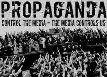 Een groot gedeelte van de pers en media is in handen van een bepaalde machtselite of onder controle hiervan, zoals het ANP, de NOS, de Telegraaf en TV West.